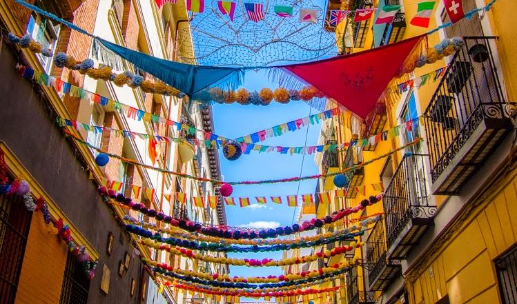 Las fiestas más castizas de Madrid en agosto