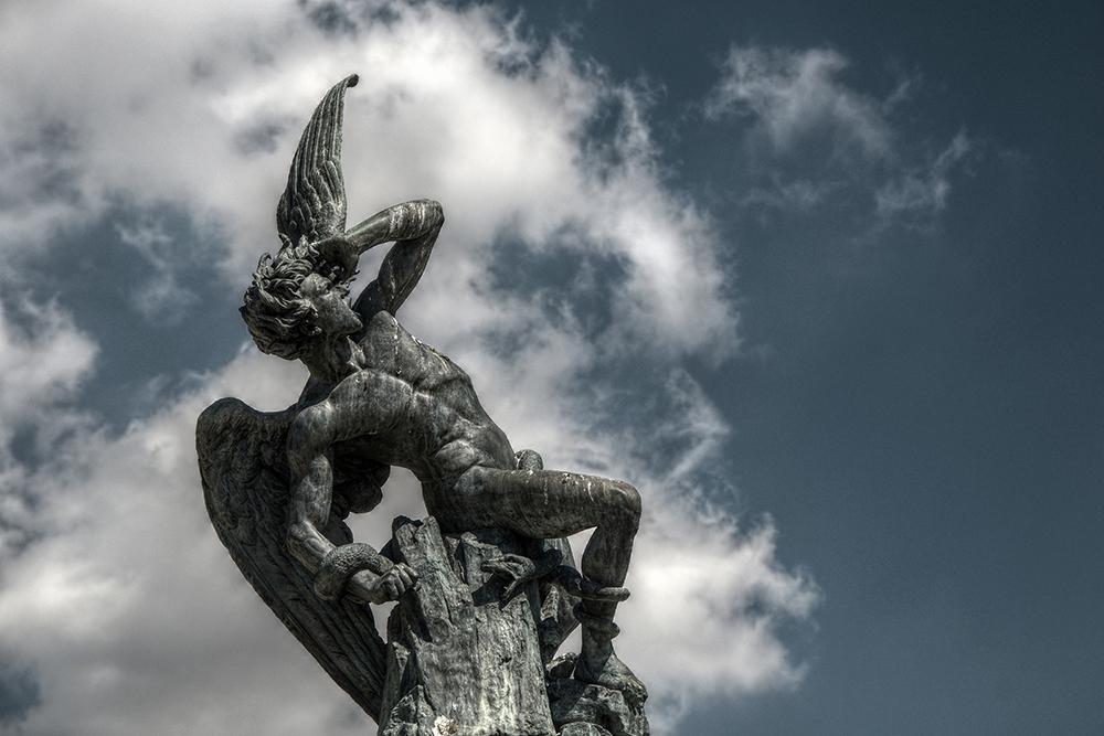 Las estatuas en Madrid