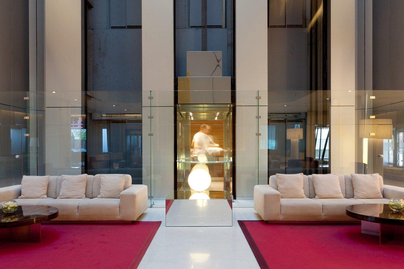 5 razones para enamorarse de Hotel Nuevo Madrid
